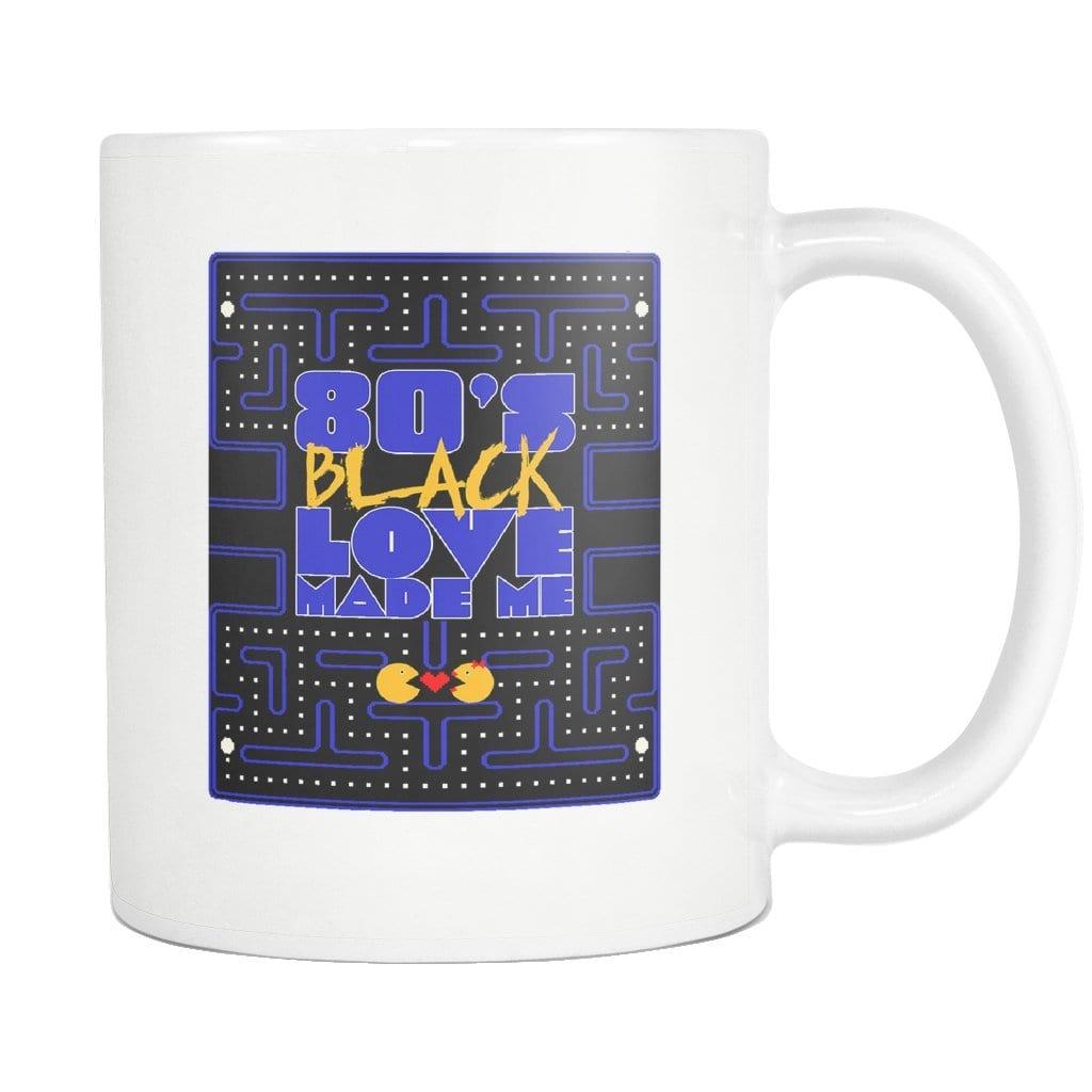 80s Black Love made Me - Melanin Apparel