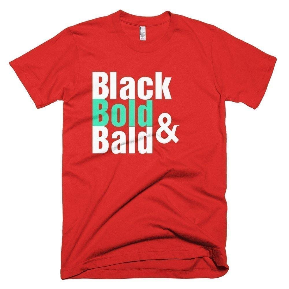 Black Bold & Bald - Melanin Apparel
