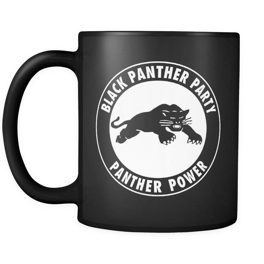 Black Panther Party Mug - Melanin Apparel