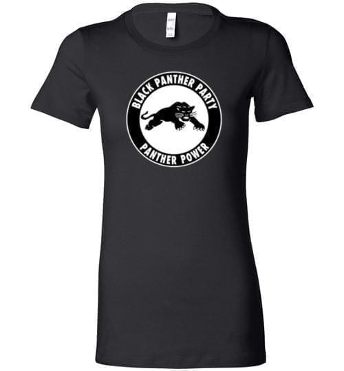Black Panther Party T-shirt - Melanin Apparel