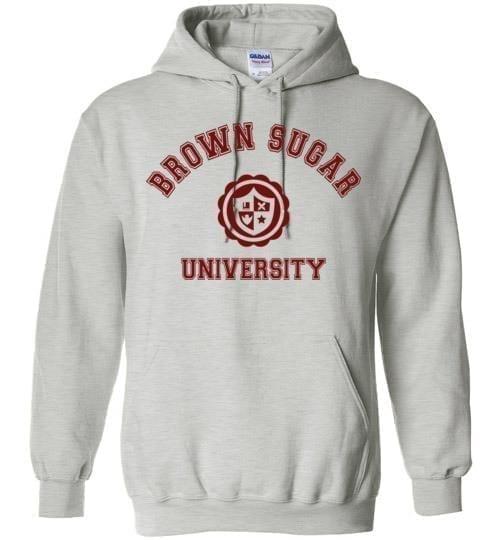 Brown Sugar University Hoodie - Melanin Apparel
