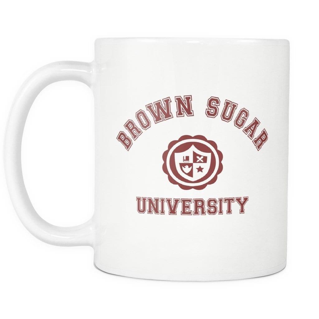 Brown Sugar University Mug - Melanin Apparel