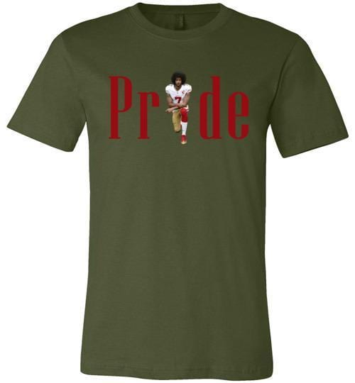 Colin Kaepernick Pride - Melanin Apparel
