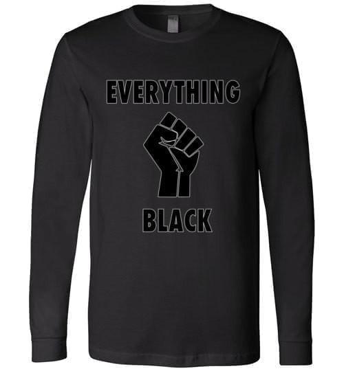 Everything Black - Melanin Apparel