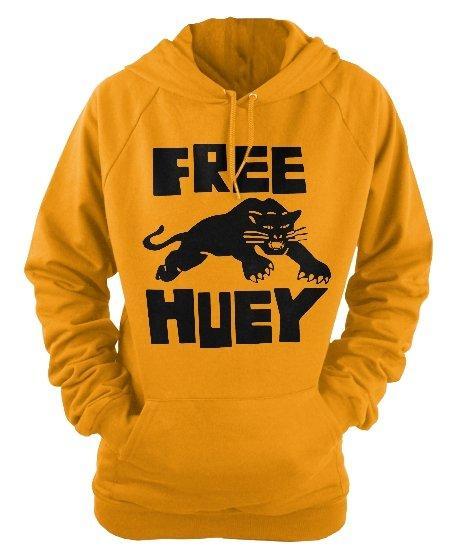 Free Huey Hoodie - Melanin Apparel