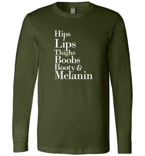 Hips and Melanin - Melanin Apparel