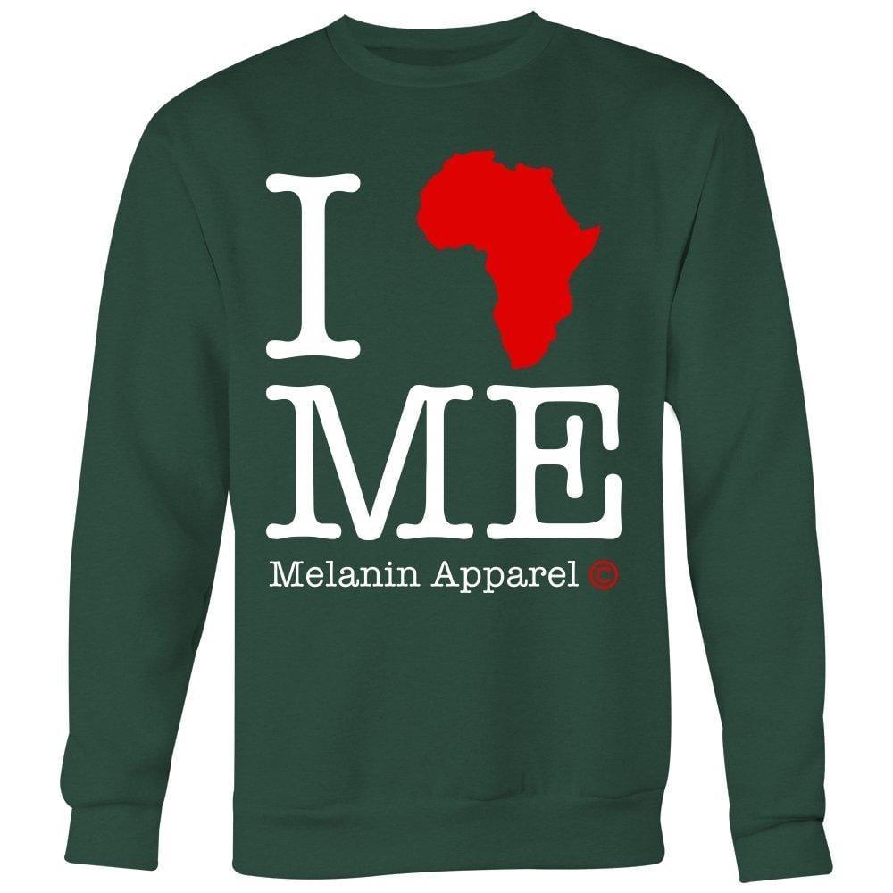 I Love Me Sweatshirt - Melanin Apparel