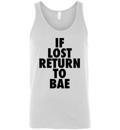 If Lost Return Return To Bae - Melanin Apparel