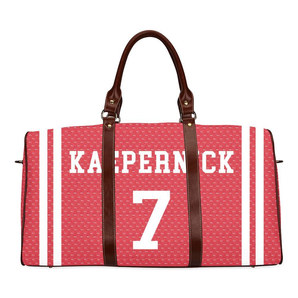 kaepernick Large Waterproof Travel Bag - Melanin Apparel
