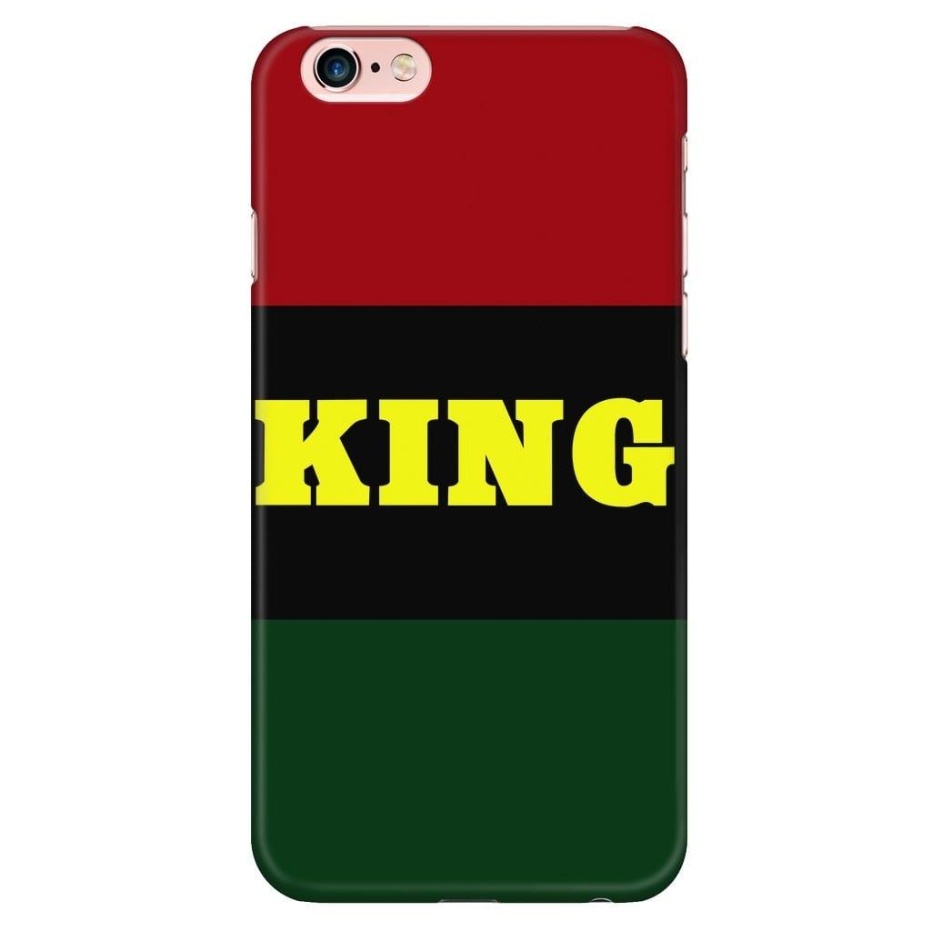 KING PHONE CASE - Melanin Apparel