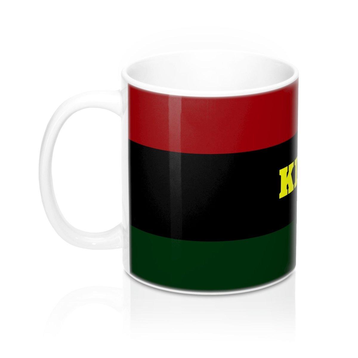 King RBG Mug - Melanin Apparel