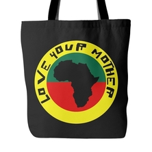 Love Your Mother Tote - Melanin Apparel