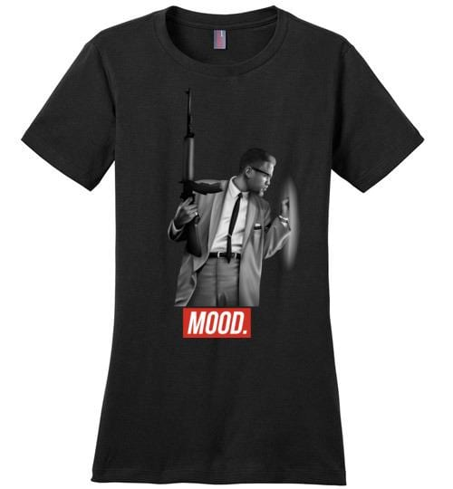Malcolm X Mood - Melanin Apparel