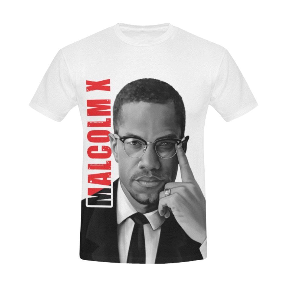 Malcolm X Super Sized - Melanin Apparel