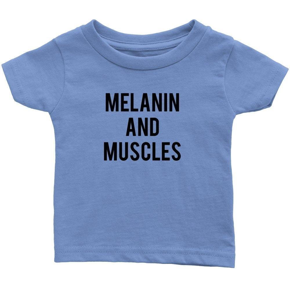 Melanin And Muscles - Melanin Apparel