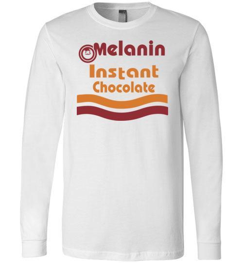 Melanin Instant Chocolate Hoodie - Melanin Apparel
