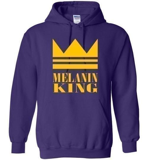 Melanin King Hoodie - Melanin Apparel