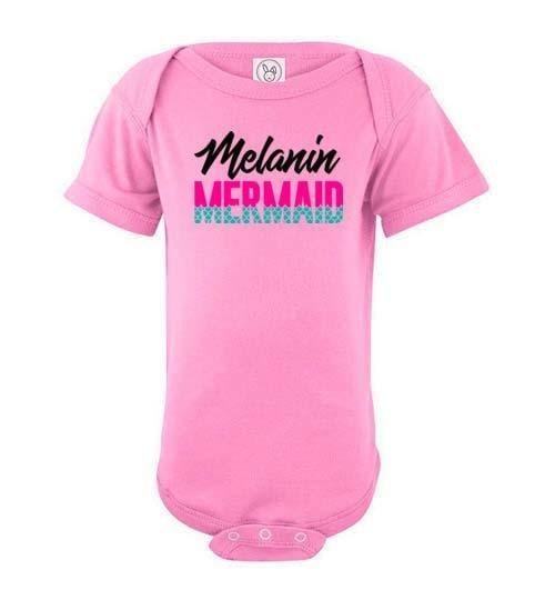 Melanin Mermaid - Melanin Apparel