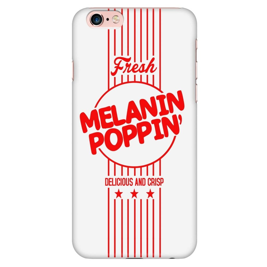MELANIN POPPIN' PHONE CASE - Melanin Apparel