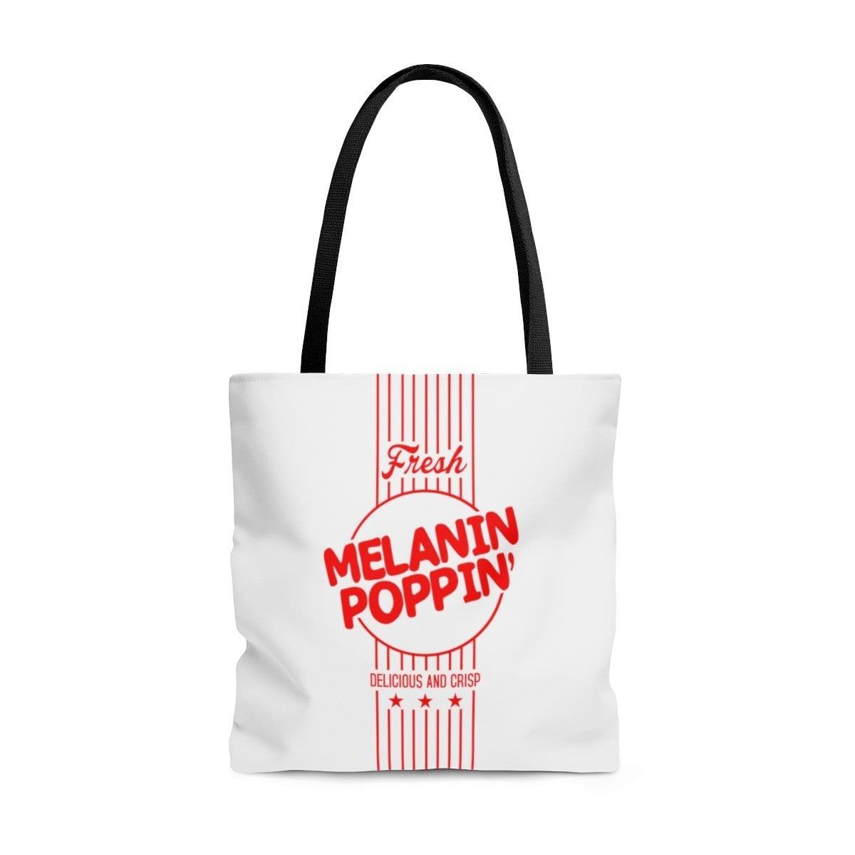 MELANIN POPPIN' TOTE BAG - Melanin Apparel