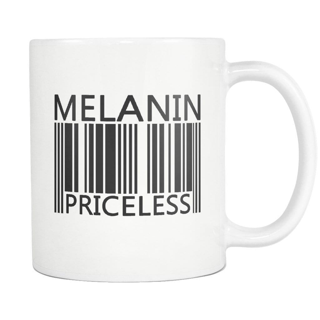 melanin Priceless Mug - Melanin Apparel