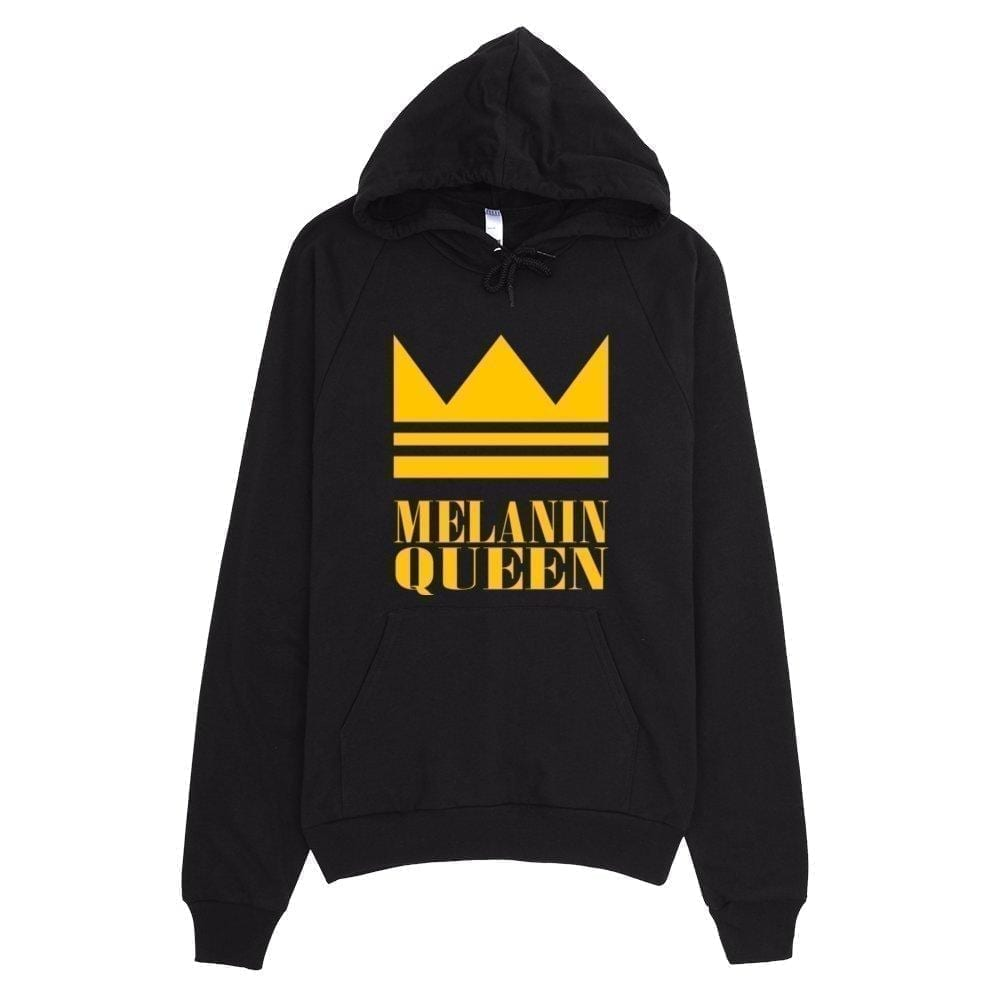 Melanin Queen Hoodie - Melanin Apparel