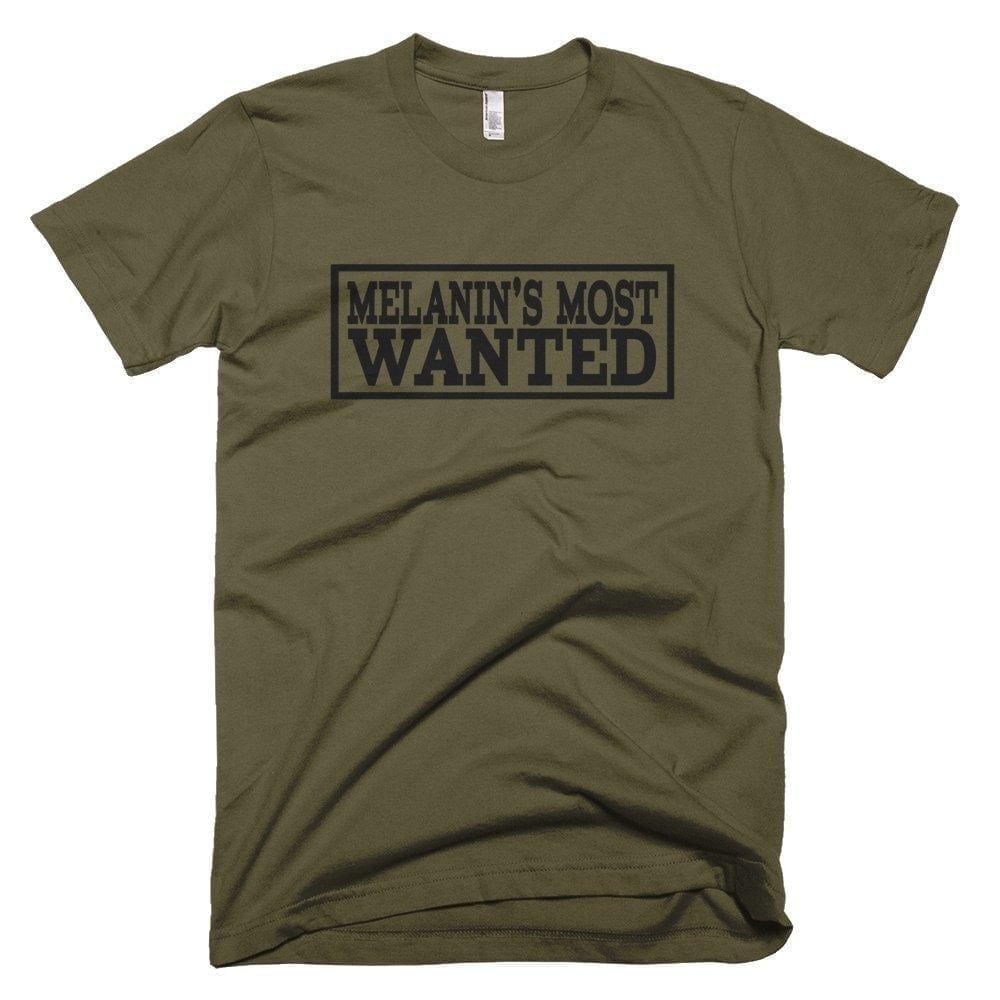 Melanin's Most Wanted - Melanin Apparel