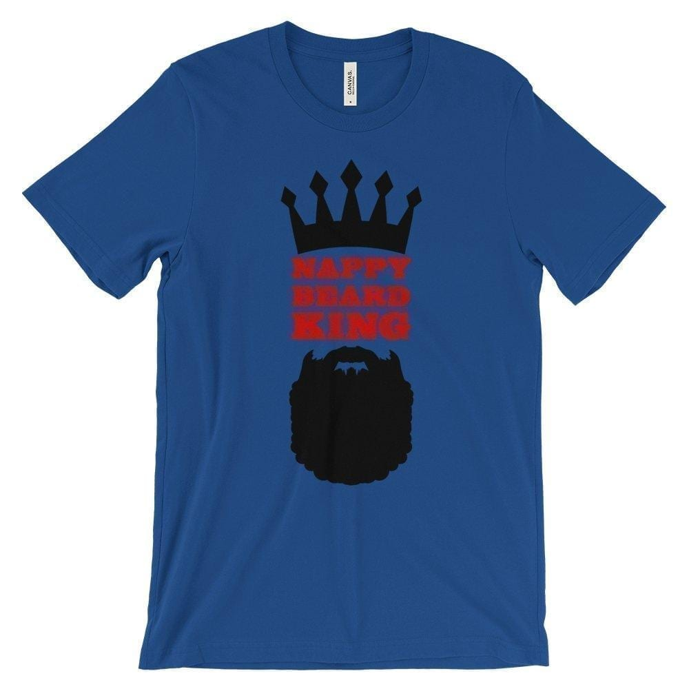 Nappy Beard King - Melanin Apparel