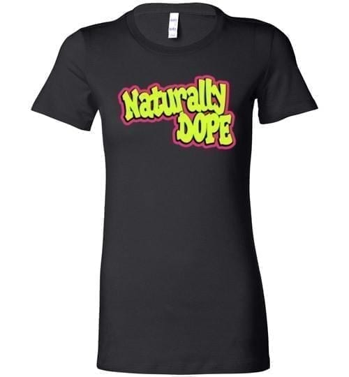 Naturally Dope - Melanin Apparel