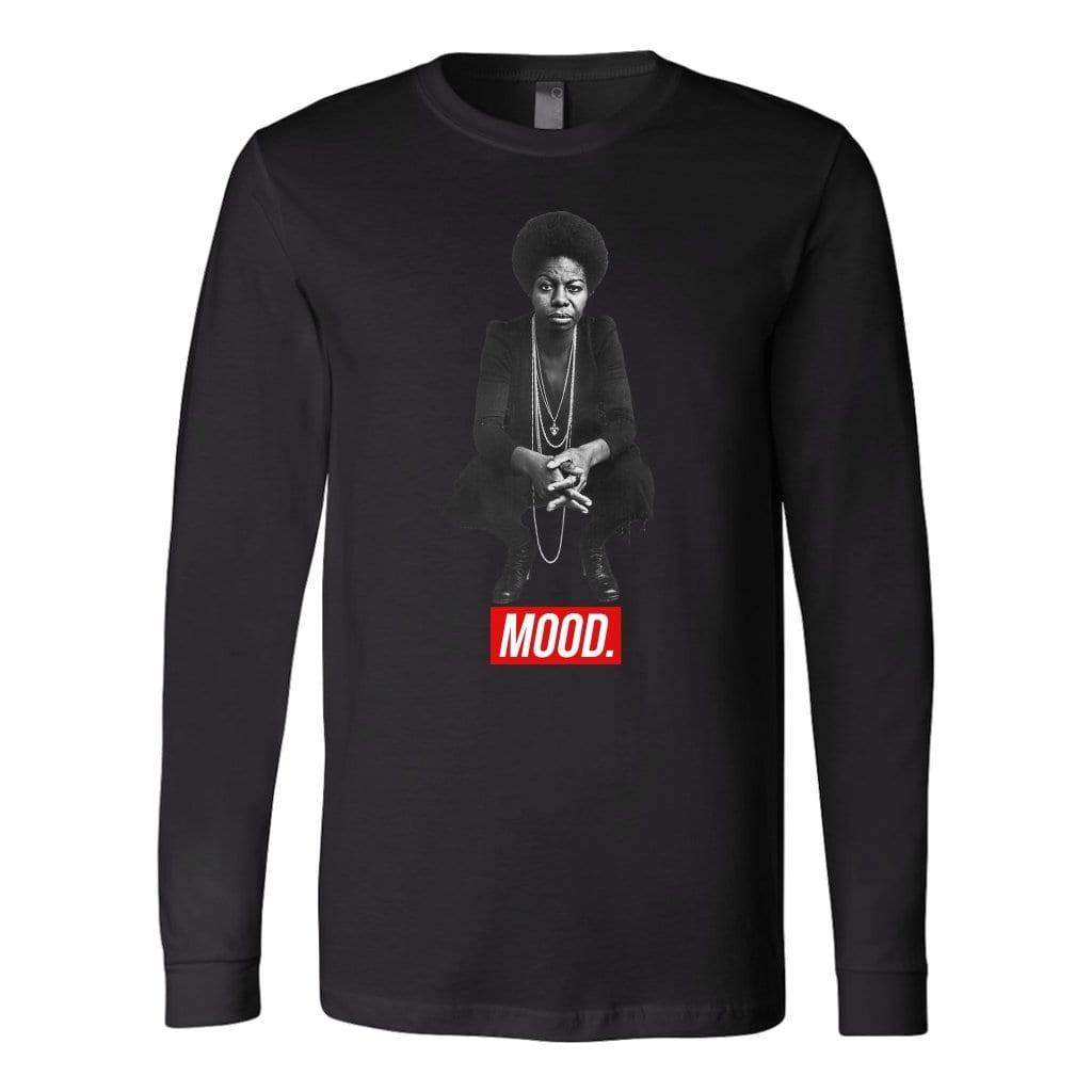 Nina Simone Long Sleeve - Melanin Apparel
