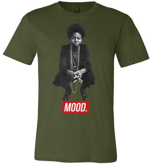Nina Simone tee - Melanin Apparel