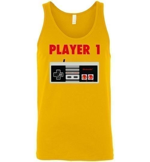 Nintendo Player 1 - Melanin Apparel