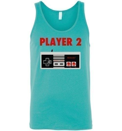 Nintendo Player 2 - Melanin Apparel