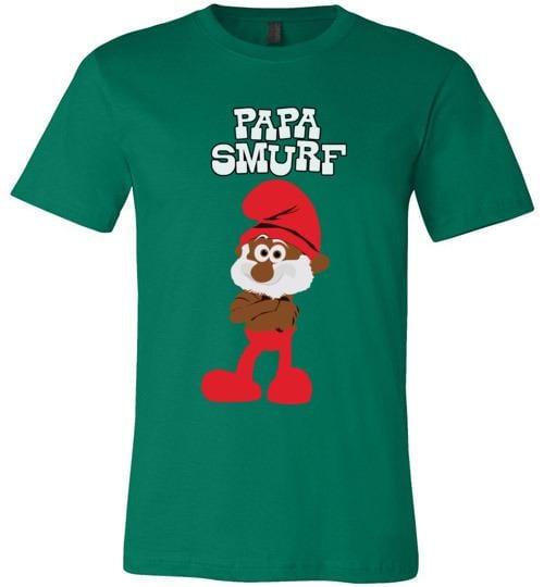 Papa Smurf - Melanin Apparel