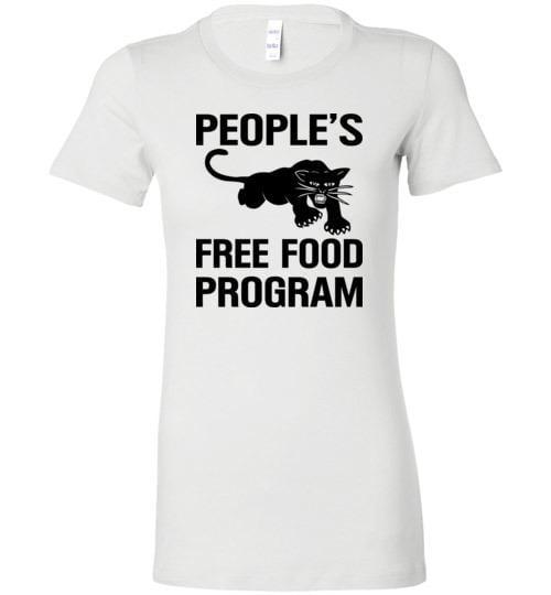 People's Free Food Program - Black Panther Party - Melanin Apparel
