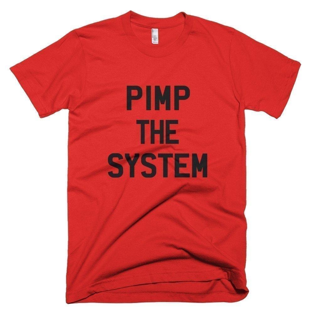 Pimp The System - Melanin Apparel