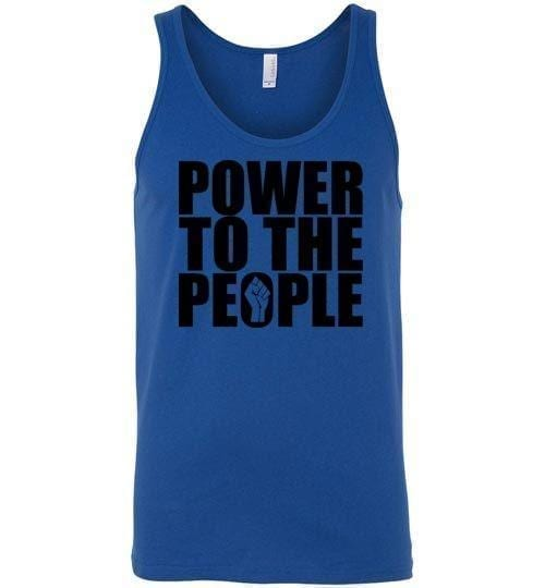 Power To The People - Melanin Apparel
