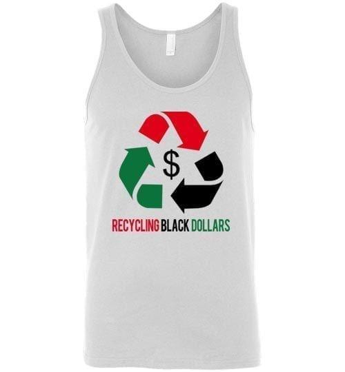 Recycling Black Dollars - Melanin Apparel