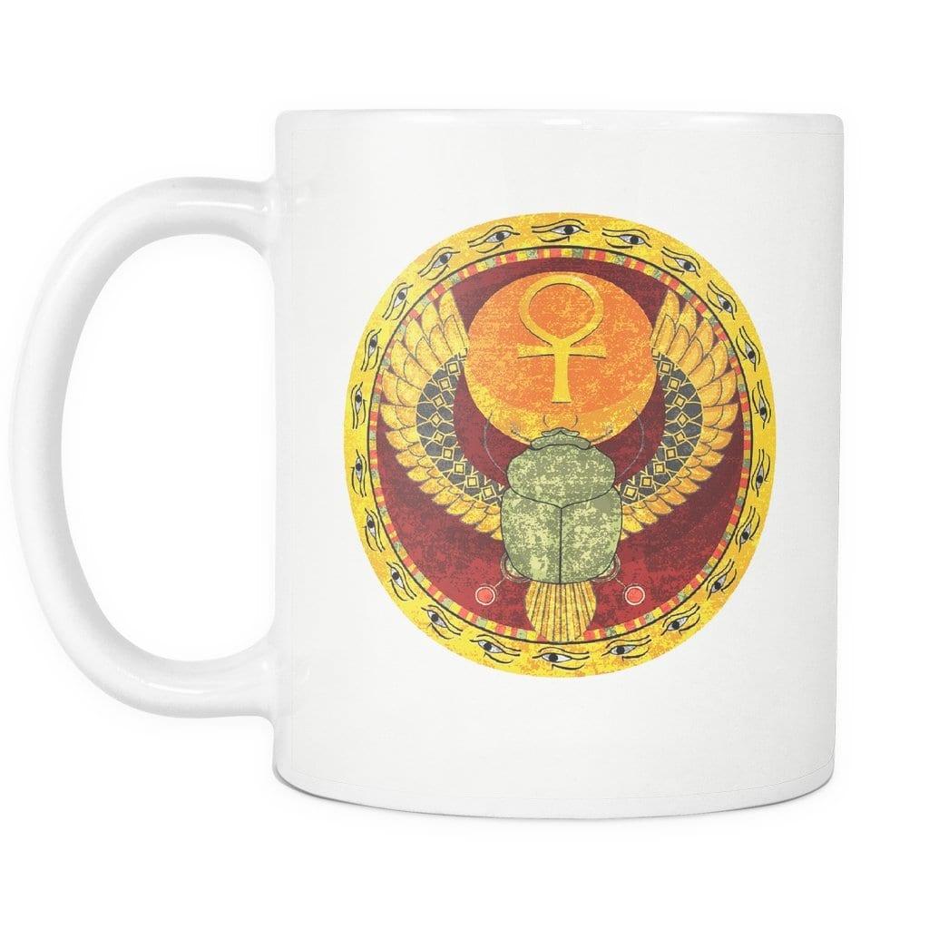 Scarab Bettle Mug - Melanin Apparel