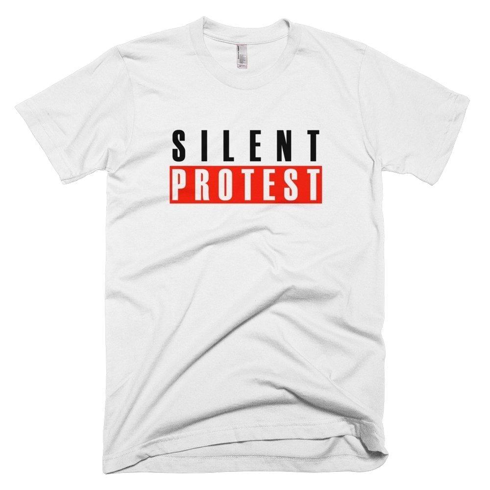 Silent Protest - Melanin Apparel