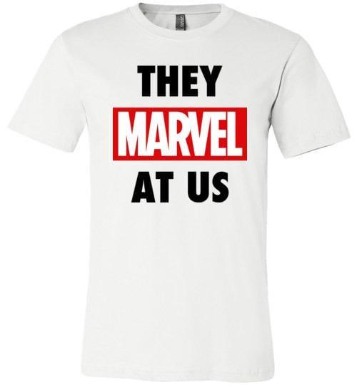 They Marvel At Us - Melanin Apparel