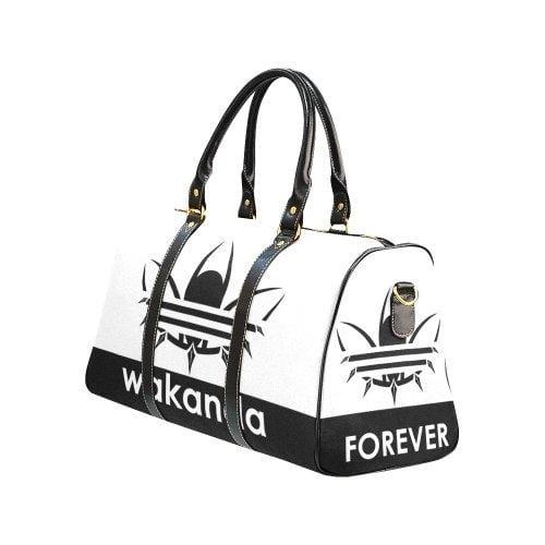 Wakanda Large Waterproof Travel Bag - Melanin Apparel